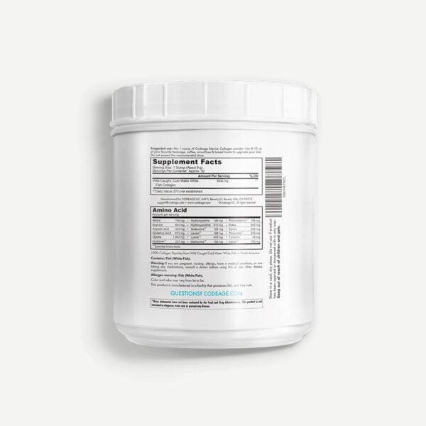 Codeage Marine Collagen Peptides