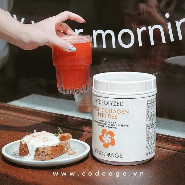 Codeage Multi Collagen Protein Powder